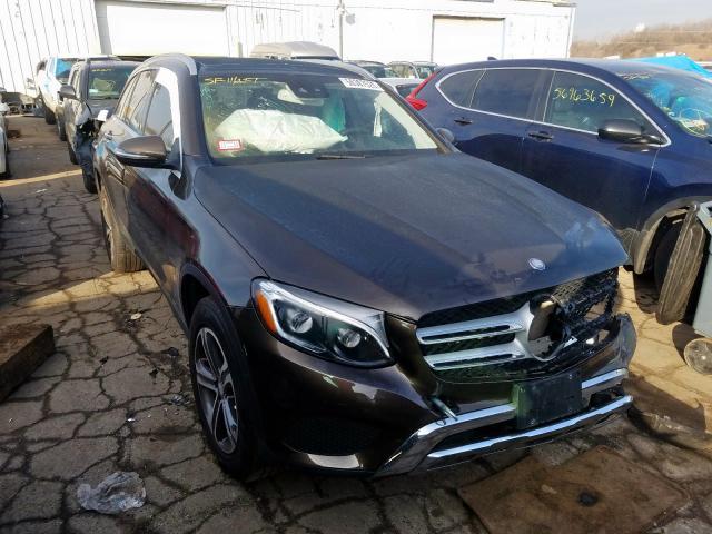 2016 Mercedes-benz Glc 300 4m 2.0. Lot 56387529 Vin WDC0G4KB8GF067948