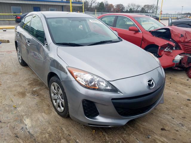 2013 Mazda 3 i 2.0. Lot 57537169 Vin JM1BL1TG4D1741783