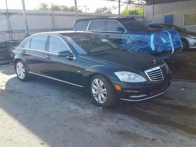 2010 Mercedes-benz S 400 3.5. Lot 57551099 Vin WDDNG9FB1AA304244