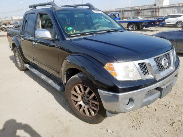 2011 Nissan Frontier s 4.0. Lot 57638419 Vin 1N6AD0ER7BC435516