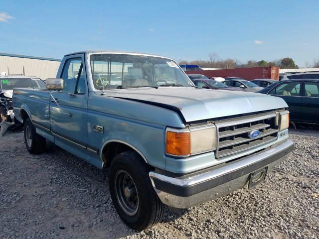 1991 Ford F150 4.9. Lot 57505339 Vin 1FTDF15Y1MPB13652