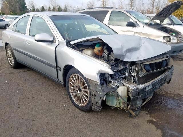 2003 Volvo S60 2.4t . Lot 57824639 Vin YV1RS58D332252110