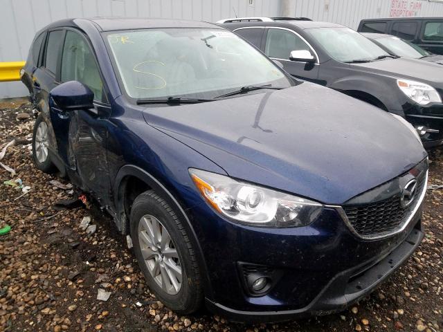 2014 Mazda Cx-5 touri 2.5. Lot 56603059 Vin JM3KE4CY4E0305731