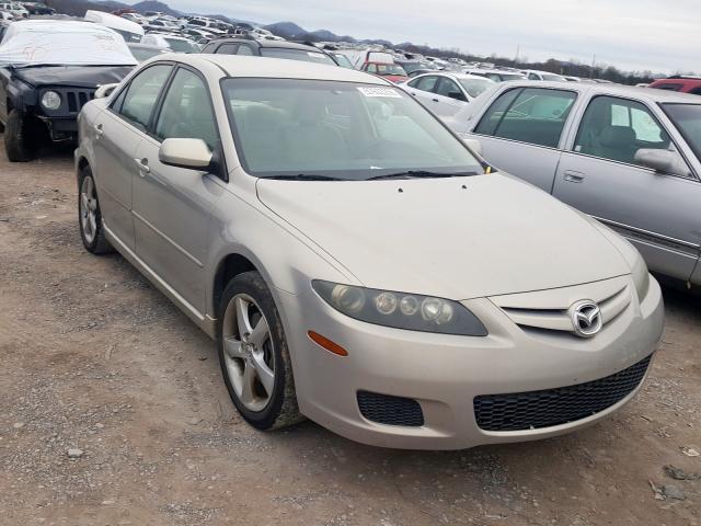 2008 Mazda 6 i 2.3. Lot 57932259 Vin 1YVHP80C185M23413