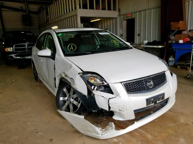 2012 Nissan Sentra 2.0 . Lot 57797679 Vin 3N1AB6AP1CL668235