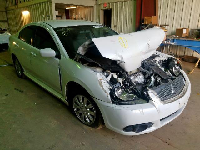 2010 Mitsubishi Galant fe 2.4. Lot 58519869 Vin 4A32B2FF8AE007581