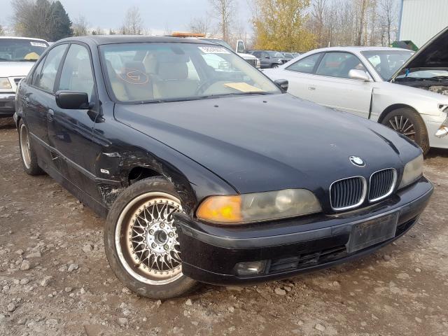 2000 BMW 528 i auto 2.8. Lot 58245079 Vin WBADM6340YGU16542