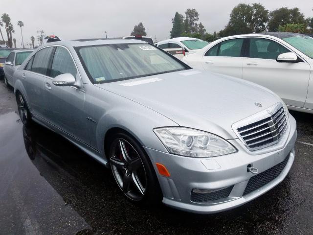2008 Mercedes-benz S 63 amg 6.2. Lot 58172079 Vin WDDNG77X28A152368