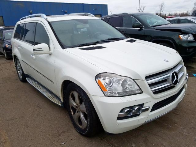 2011 Mercedes-benz Gl 450 4ma 4.6. Lot 57410889 Vin 4JGBF7BE8BA684152