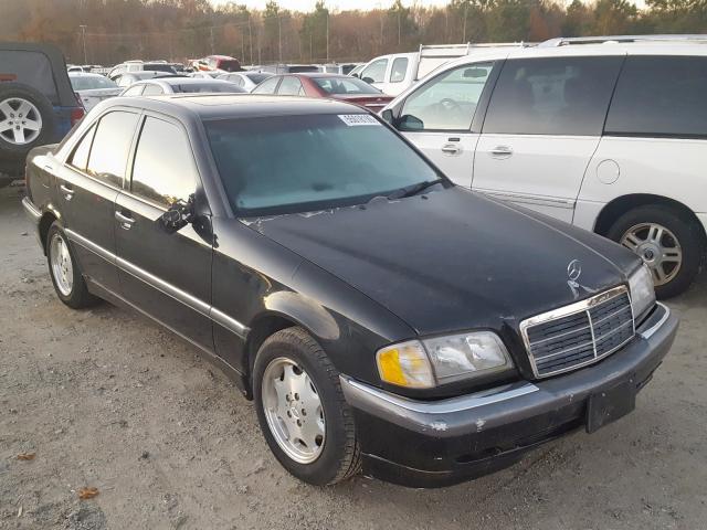 2000 Mercedes-benz C 280 2.8. Lot 55018199 Vin WDBHA29G4YA831971