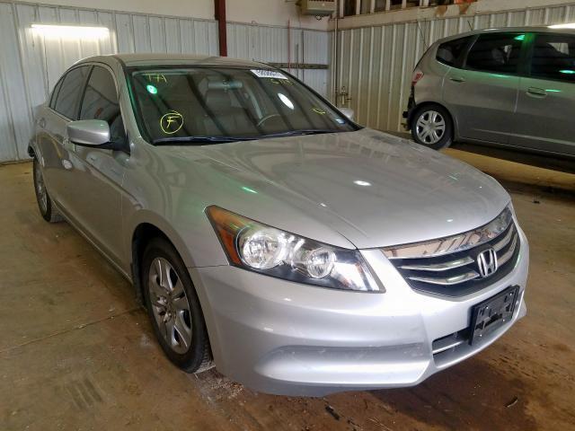 2012 Honda Accord se 2.4. Lot 58588479 Vin 1HGCP2F61CA055119