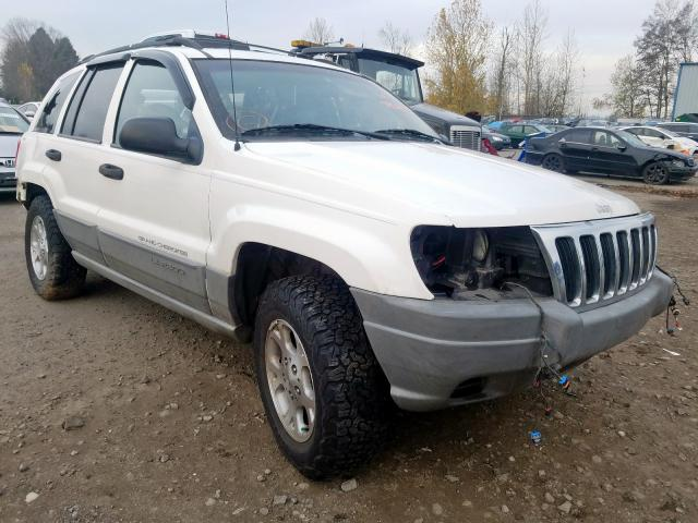 1999 Jeep Grand cher 4.0. Lot 58646059 Vin 1J4GW58S4XC525162