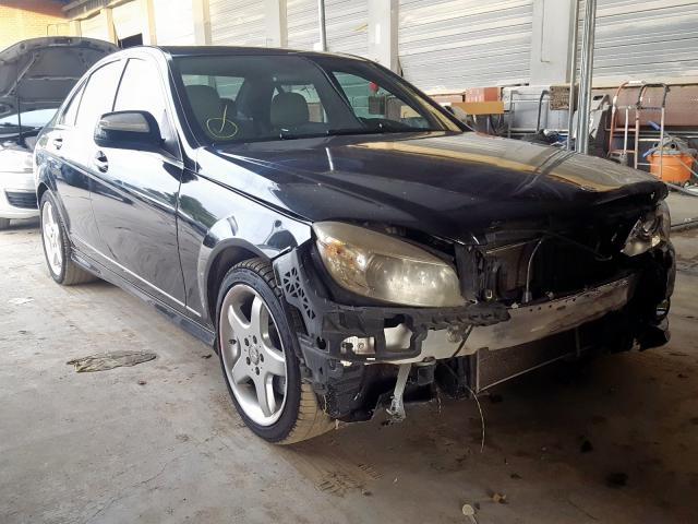 2008 Mercedes-benz C 350 3.5. Lot 58482829 Vin WDDGF56X48F112328