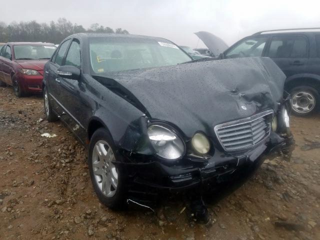 2003 Mercedes-benz E 320 3.2. Lot 58890849 Vin WDBUF65J03A214844