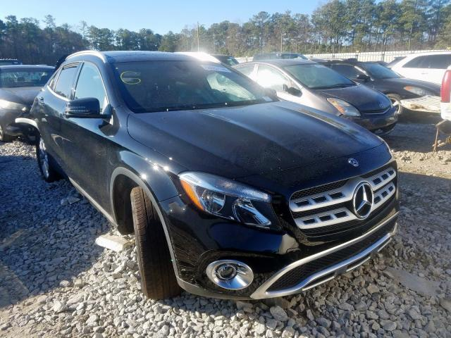 2018 Mercedes-benz Gla 250 2.0. Lot 58057179 Vin WDCTG4EB2JJ421072