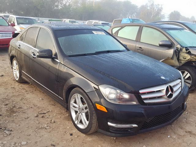 2013 Mercedes-benz C 250 1.8. Lot 59027369 Vin WDDGF4HB8DR263127