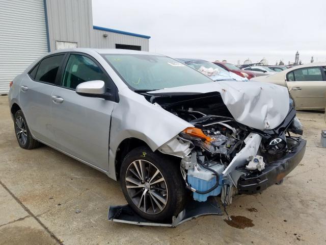 2017 Toyota Corolla l 1.8. Lot 58943199 Vin 5YFBURHE7HP573237
