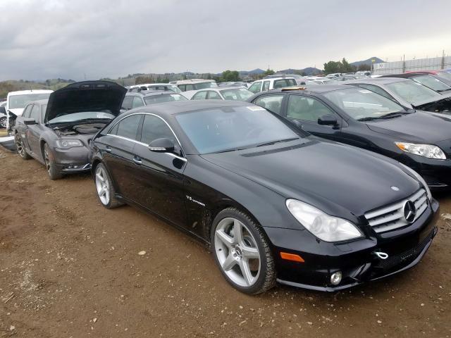 2006 Mercedes-benz Cls 55 amg 5.4. Lot 59791679 Vin WDDDJ76X36A052131