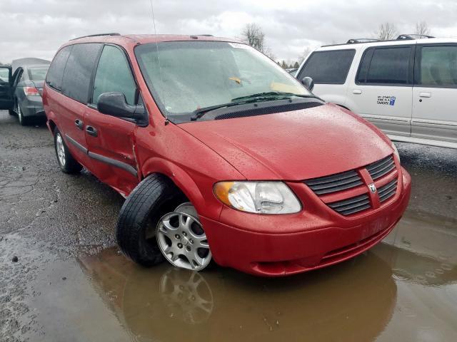 2006 Dodge Grand cara 3.3. Lot 59510329 Vin 1D4GP24R46B634152