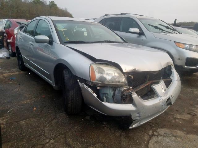 2006 Mitsubishi Galant es 2.4. Lot 58351739 Vin 4A3AB36F06E070389