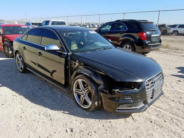 2014 Audi S4 premium 3.0. Lot 59914359 Vin WAUBGAFL5EA076677