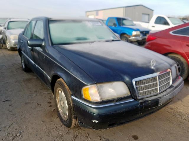 1997 Mercedes-benz C 280 2.8. Lot 59889089 Vin WDBHA28E1VF603800