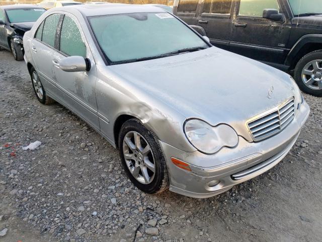 2007 Mercedes-benz C 280 4mat 3.0. Lot 59900779 Vin WDBRF92H97F905940