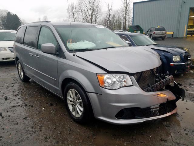 2014 Dodge Grand cara 3.6. Lot 60543349 Vin 2C4RDGCGXER290936