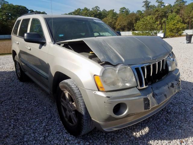 2007 Jeep Grand cher 3.7. Lot 60434189 Vin 1J8GS48K07C526538