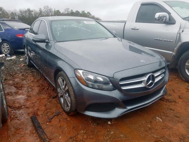 2018 Mercedes-benz C 300 2.0. Lot 56668149 Vin 55SWF4JB4JU242016
