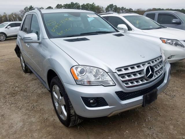 2011 Mercedes-benz Ml 350 4ma 3.5. Lot 60457979 Vin 4JGBB8GBXBA718656