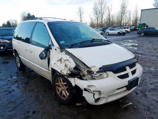 1999 Dodge Caravan se 3.3. Lot 58629279 Vin 1B4GP45G7XB618614