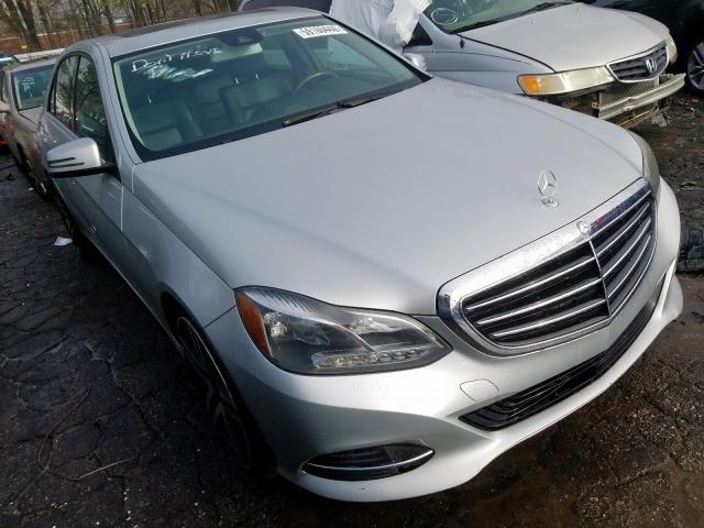 2014 Mercedes-benz E 350 3.5. Lot 59160449 Vin WDDHF5KB8EA861608