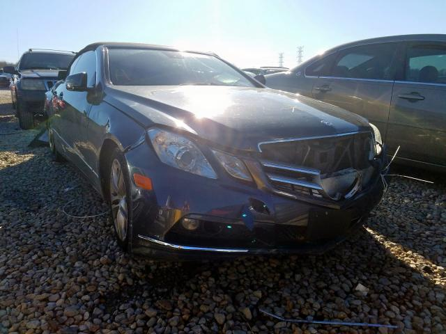 2011 Mercedes-benz E 350 3.5. Lot 39932560 Vin WDDKK5GF1BF074978