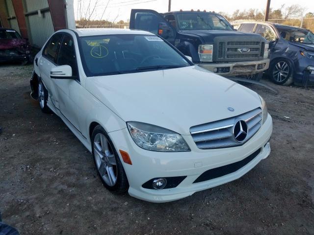 2010 Mercedes-benz C 300 3.0. Lot 60889089 Vin WDDGF5EB5AA401727