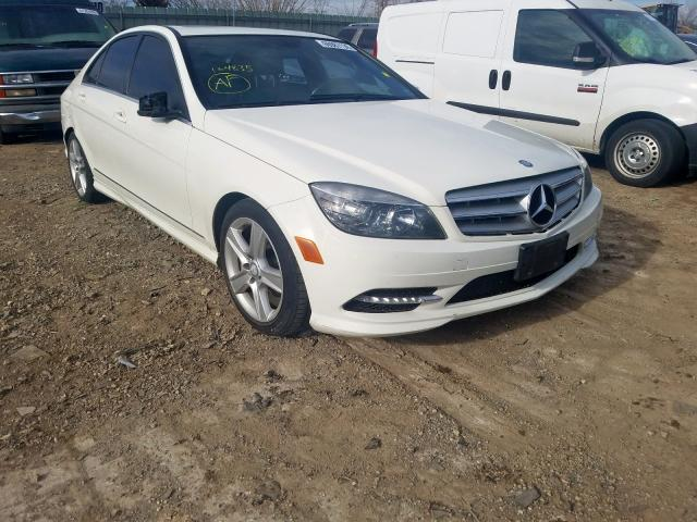 2011 Mercedes-benz C 300 3.0. Lot 60987139 Vin WDDGF5EB1BR164835
