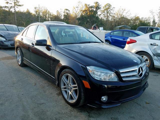 2010 Mercedes-benz C 350 3.5. Lot 61268249 Vin WDDGF5GB5AR105265