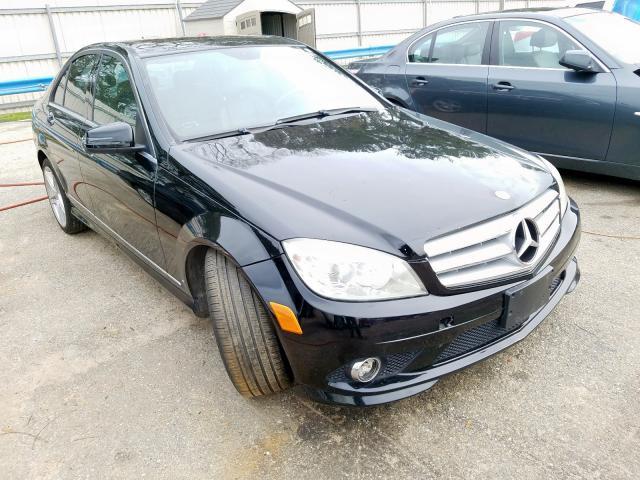 2010 Mercedes-benz C 350 3.5. Lot 26006340 Vin WDDGF5GB6AR115805