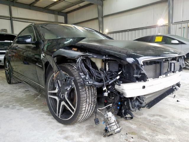 2013 Mercedes-benz Cl 63 amg 5.5. Lot 26647630 Vin WDDEJ7EB5DA031109