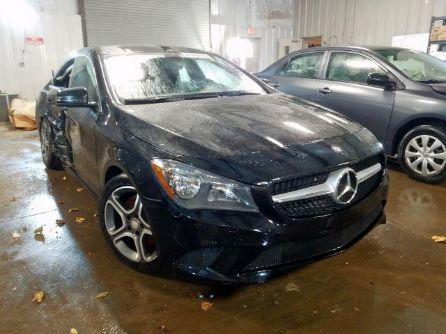2014 Mercedes-benz Cla 250 2.0. Lot 61696129 Vin WDDSJ4EB2EN063995
