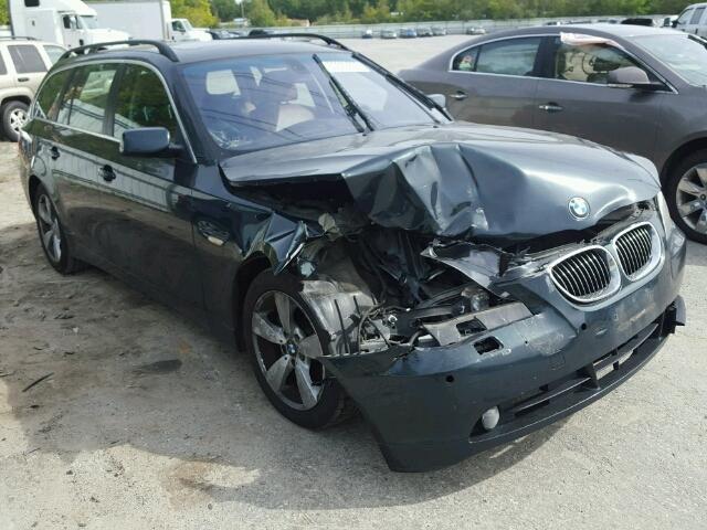 WBANN73506CN02762 - 2006 BMW 530XIT
