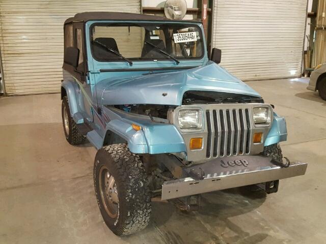 Salvage V | 1995 Jeep Wrangler