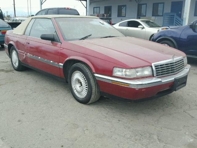 1G6EL13B4NU629456 - 1992 CADILLAC ELDORADO