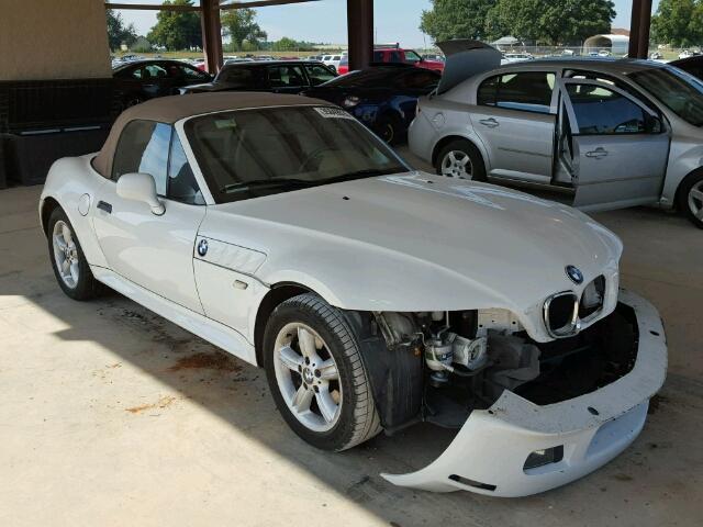 WBACN33411LM00189 - 2001 BMW Z3 2.5