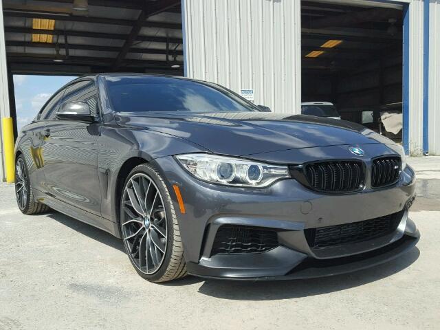 WBA3R1C51FK195553 - 2015 BMW 435I