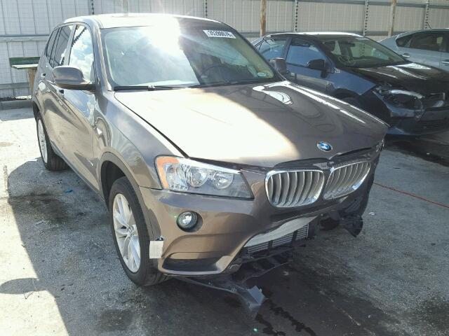 5UXWX9C54E0D34090 - 2014 BMW X3 XDRIVE2