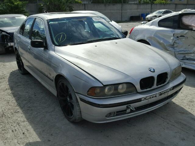 WBADT43453G025659 - 2003 BMW 525I AUTOM