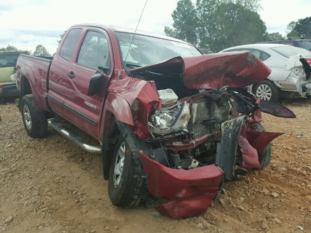 Salvage V   2008 Toyota Tacoma
