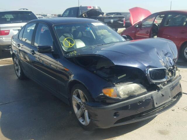 WBAEV334X4KR26355 - 2004 BMW 325I