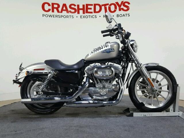 1HD4CR2189K455200 - 2009 HARLEY-DAVIDSON XL883L